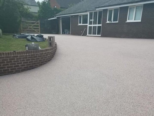 Resin Bound Driveway – Hereford