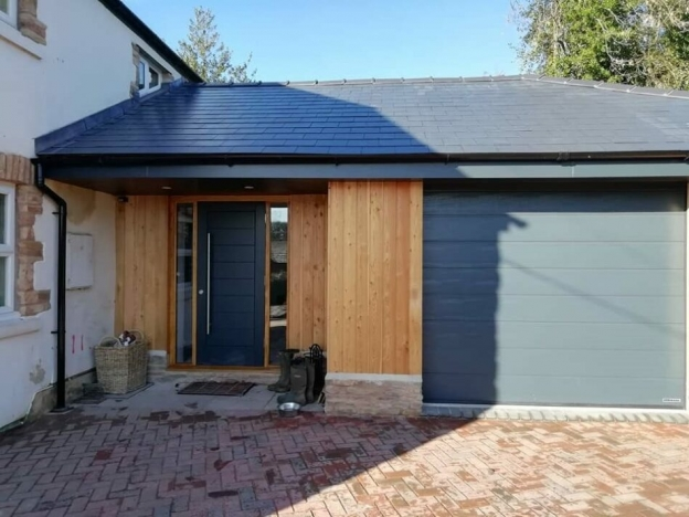Garage Extension & Conversion - Ross on Wye
